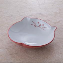 ピンク浅鉢