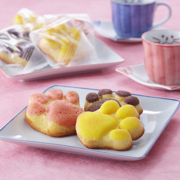 お菓子,デザート,焼き菓子,にくきゅう,猫
