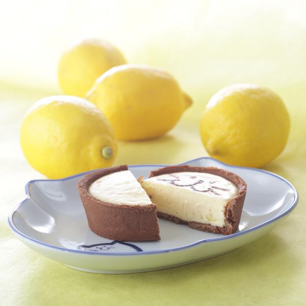 お菓子,デザート,レモンチーズタルト