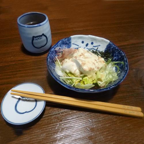 サラダ碗,取り皿,猫,食器,かわいい
